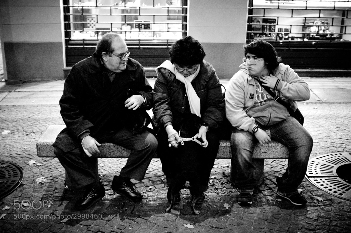 Photograph Family discussions by Emanuele  Toscano on 500px