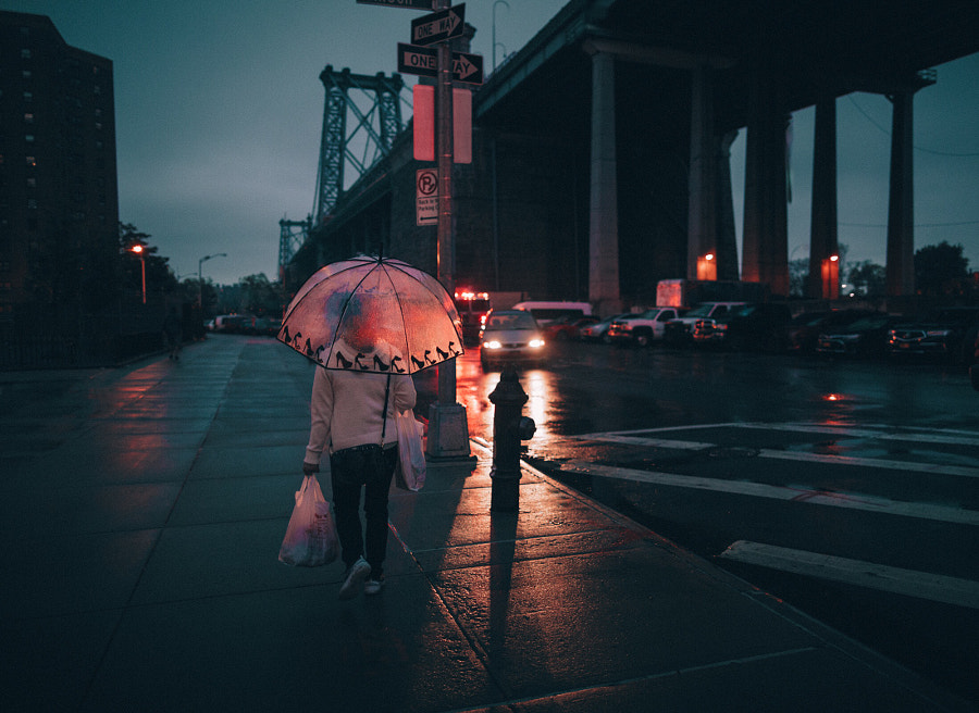 new york streets.. by Dylan Engels on 500px.com