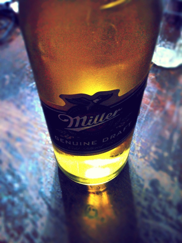 Photograph Miller Cerveza by Guido Ferrari on 500px