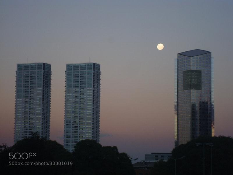 Photograph The moon by Hugo Desch on 500px