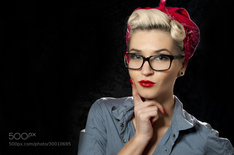 Photograph pin up 1 by Василий Локтев on 500px