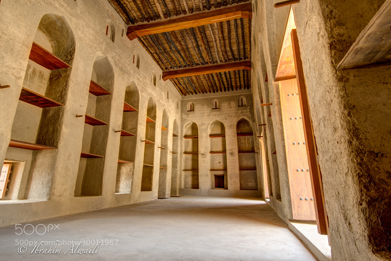 Photograph Bahla Fort by Ibrahim AlWaili on 500px