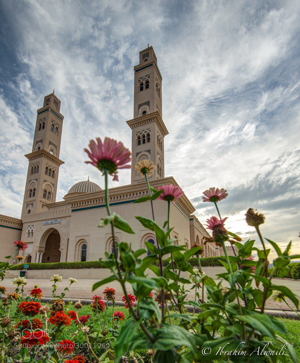 Photograph Bahla Grand Mosque by Ibrahim AlWaili on 500px