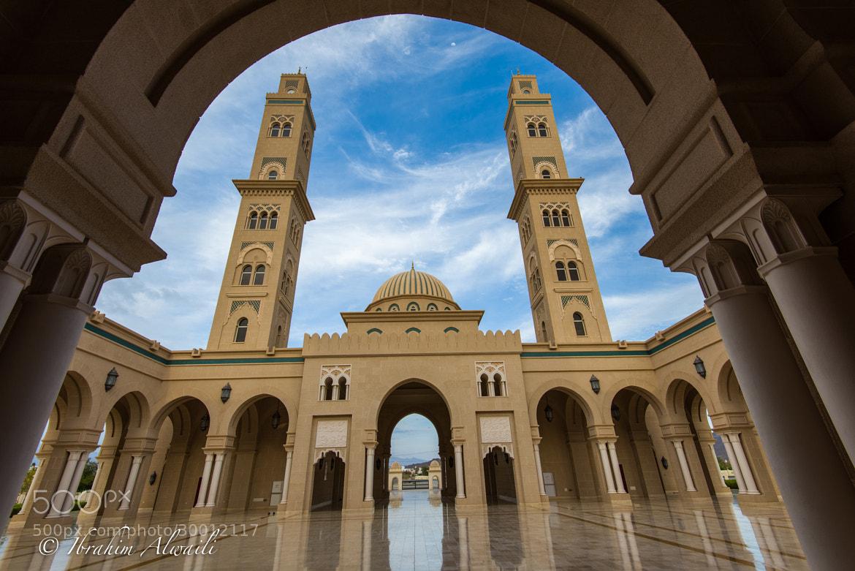 Photograph Bahla Grand Mosque - Oman by Ibrahim AlWaili on 500px