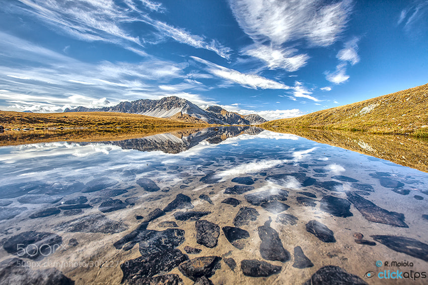 Photograph MirrorAlps by SysaWorld Roberto Moiola on 500px