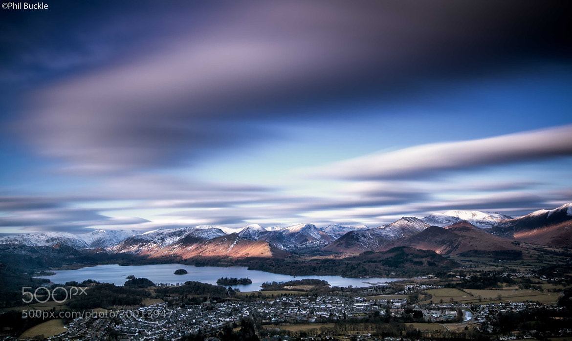 Photograph Latrigg View by Phil Buckle on 500px
