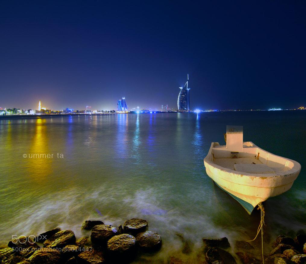 Photograph jumeirah beach by Artist Ummer Ta  on 500px