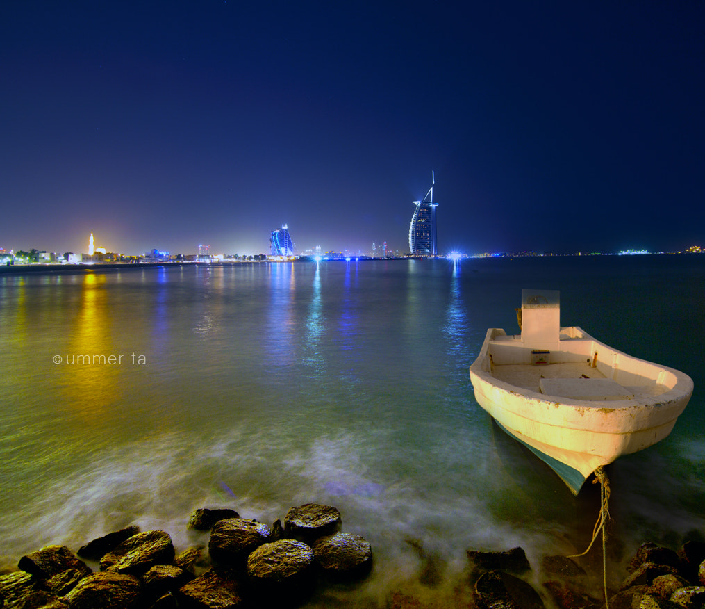 Photograph jumeirah beach by Artist Ummer Ta  on 500px