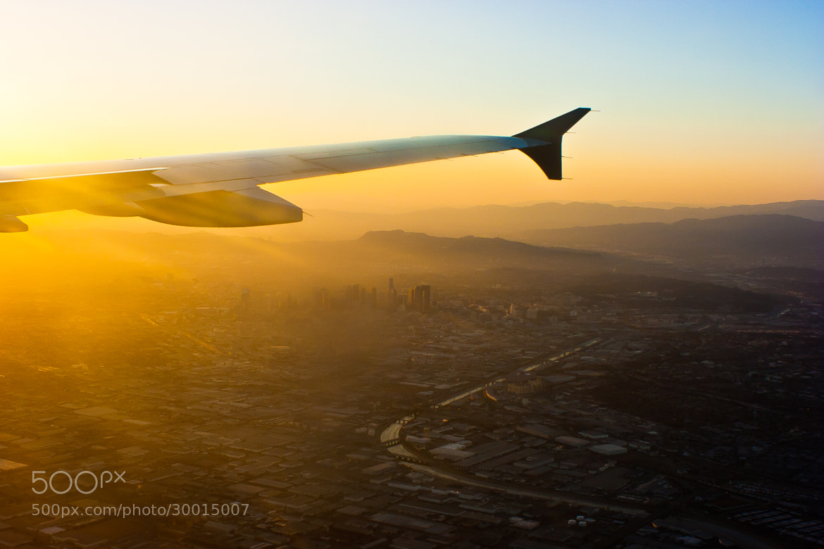 Photograph Final Approach LAX by Alexander Prins on 500px