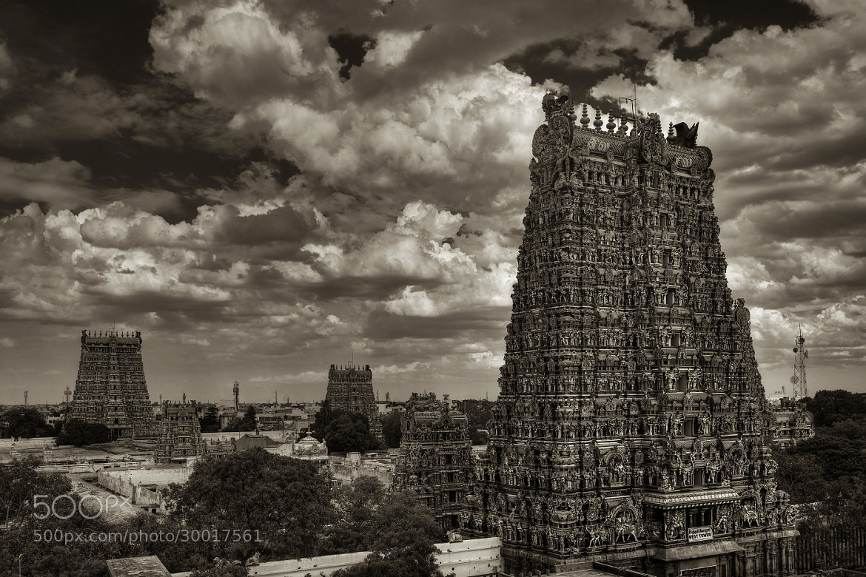 Photograph Sri Meenakshi Temple by Tashi_Delek Nakata on 500px