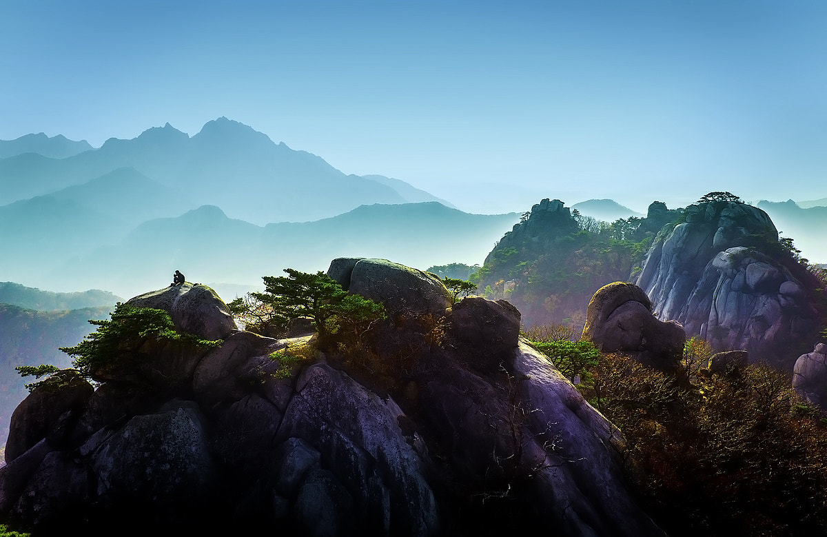 Photograph on top of the world by Max Ziegler on 500px