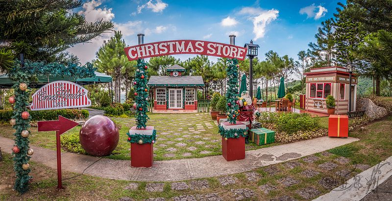 Photograph Xmas Village 2 by Mark Calilong on 500px