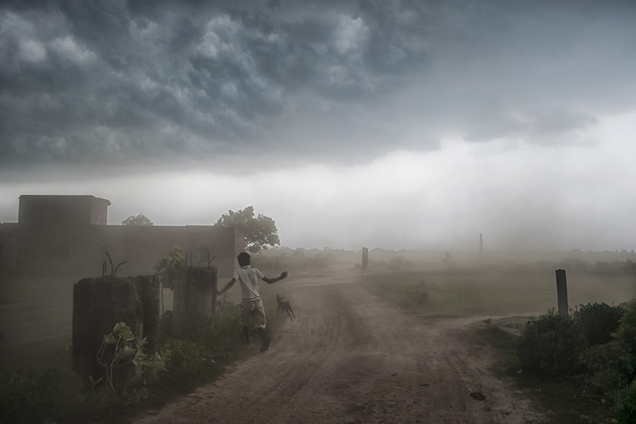 Photograph Blown with the Wind by Sourik Ghosh on 500px