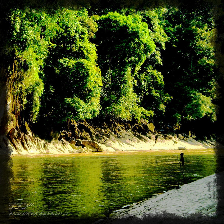 Photograph The Silence Of Sijunjung River by Adithya Bayu Wihascaryo on 500px