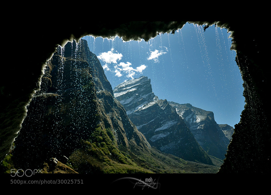 Photograph Natural Window by Mohan Duwal on 500px