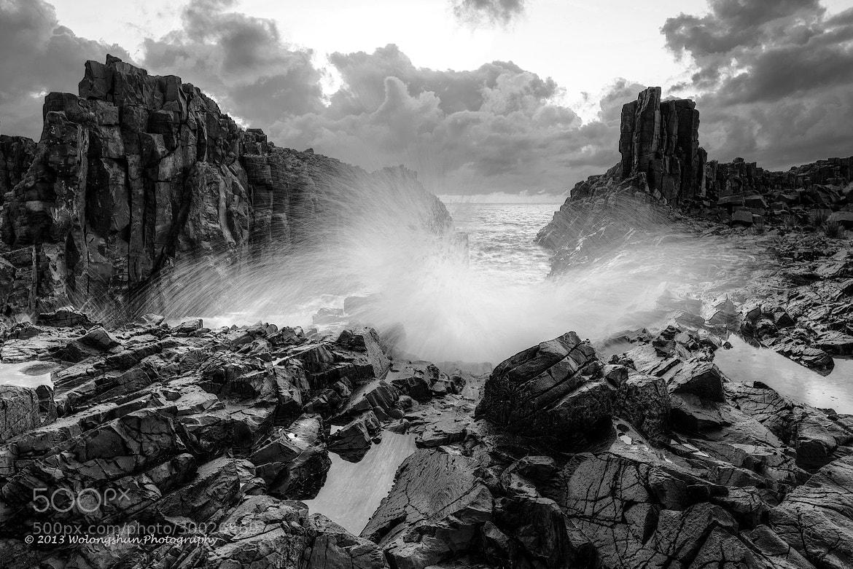 Photograph Bombo Splash by Wolongshan   on 500px