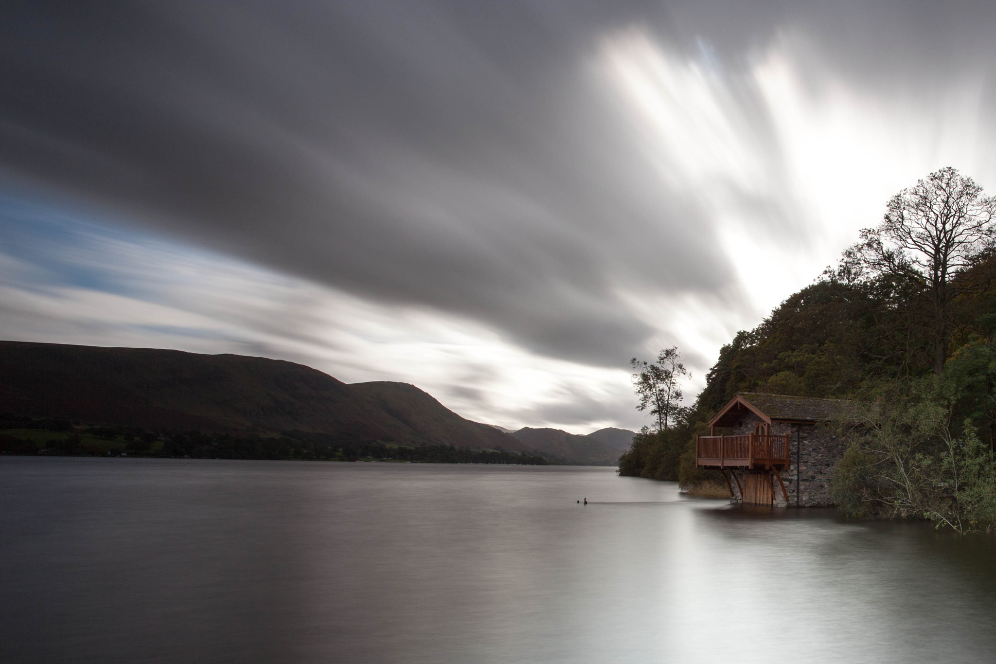 Photograph The Boat House by Carl Mickleburgh on 500px