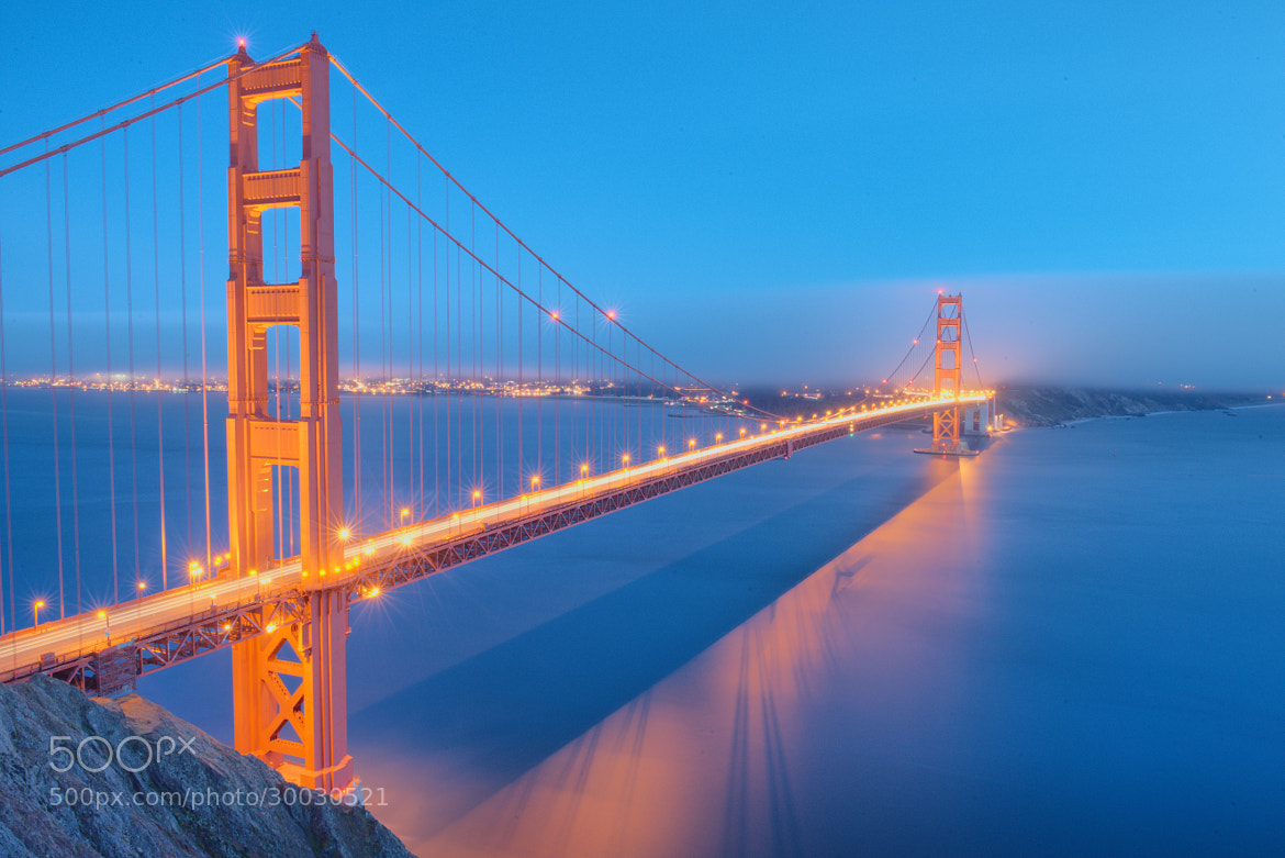Photograph Golden Gate Bridge by Seungho Yoo on 500px