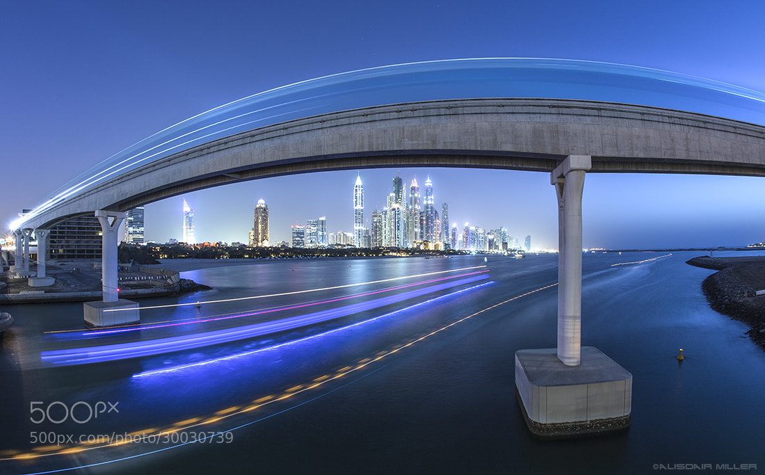 Photograph TRANSIT 2 by Alisdair Miller on 500px
