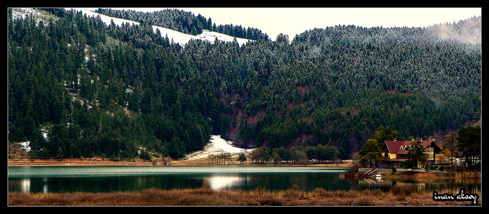 Photograph Lake Abant Nature Park by Inan Aksoy on 500px