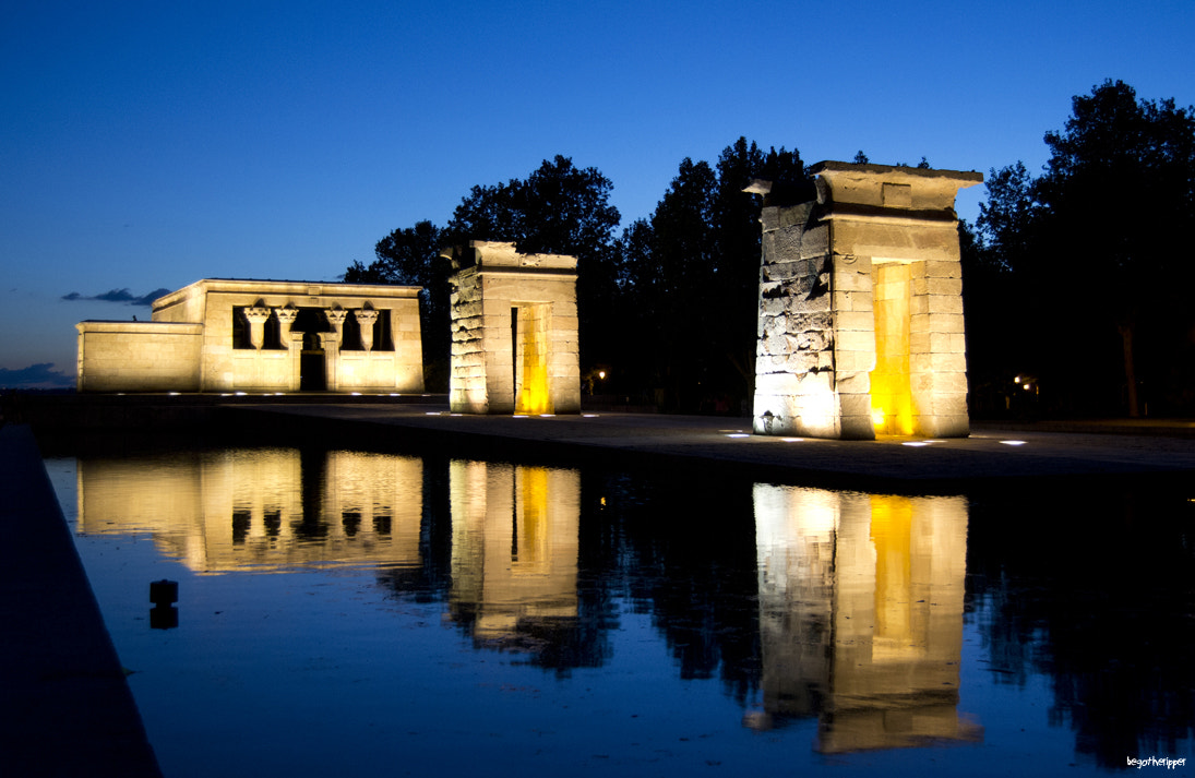Photograph Templo de Debod by begotheripper on 500px