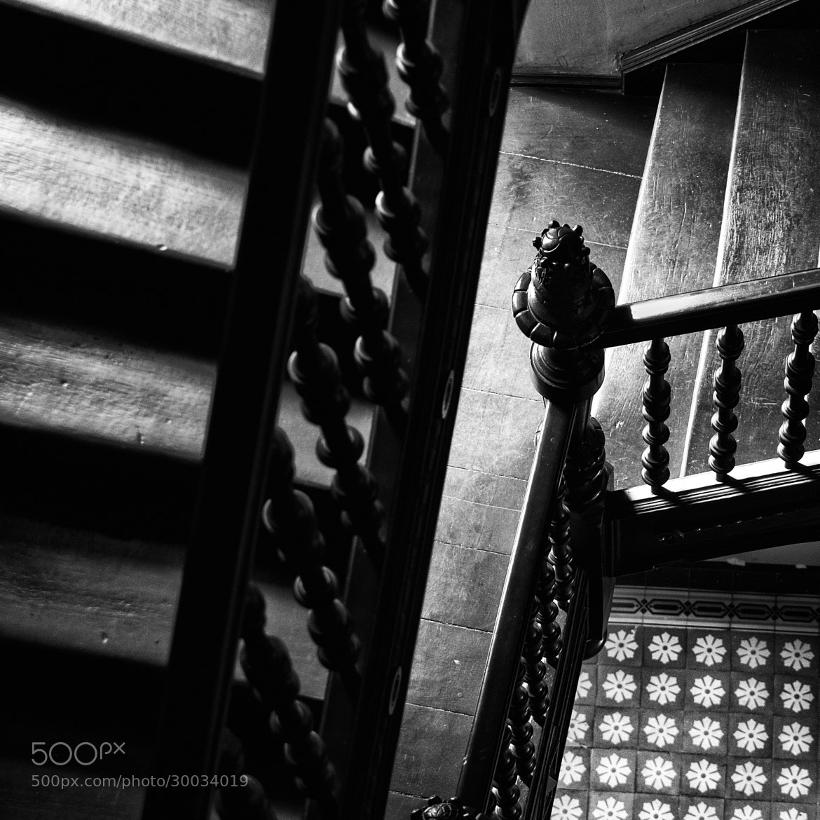 Photograph Stairs II by Juste Pixx  on 500px