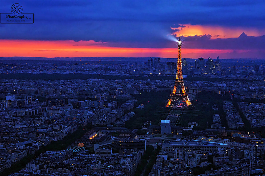 The Sparkle of Paris by Amol Gawai on 500px.com