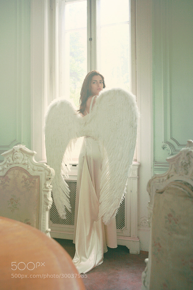 Photograph Angel by Kiril Stanoev on 500px