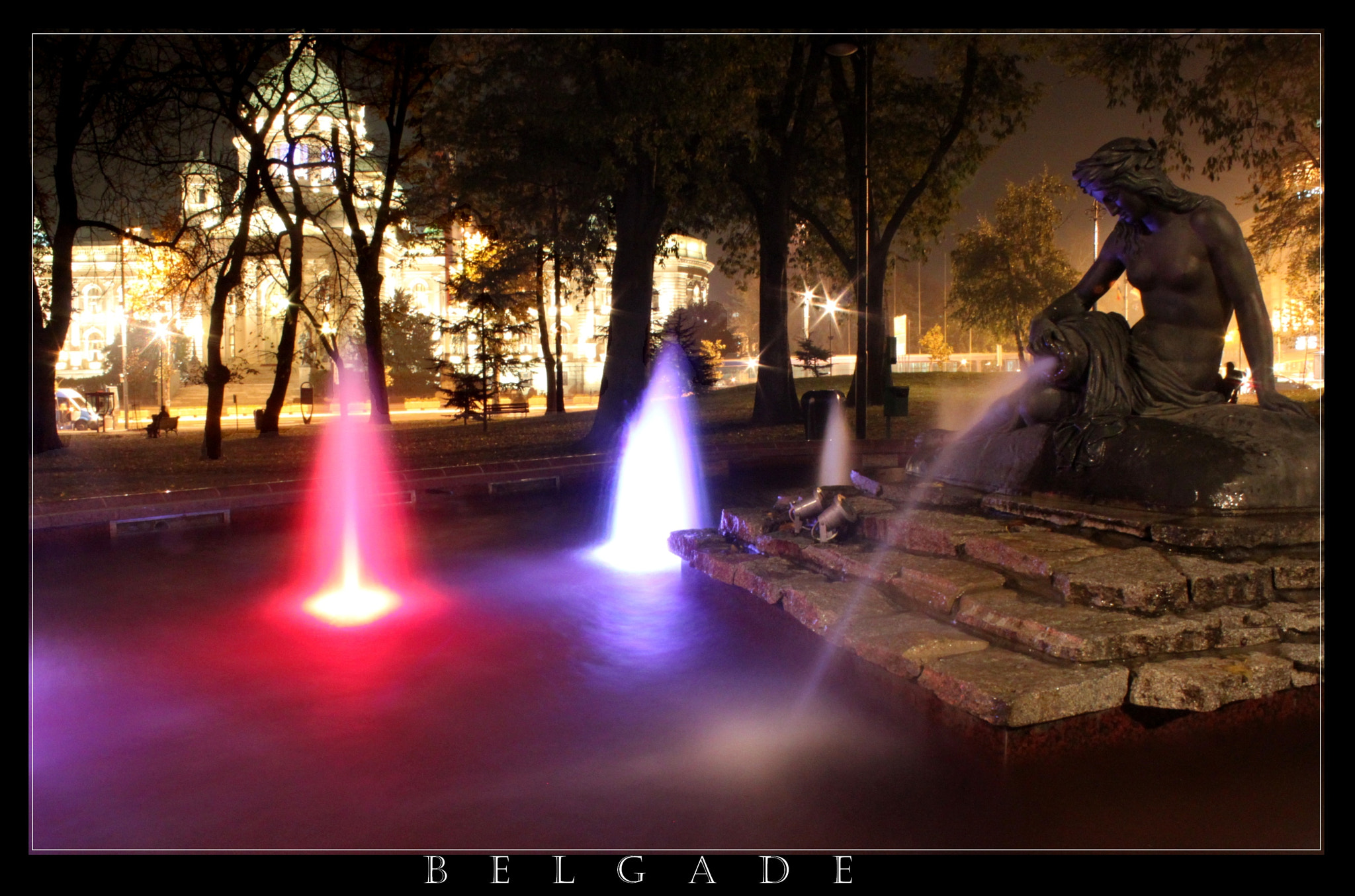 Photograph Belgrade by SlobaSerb * on 500px