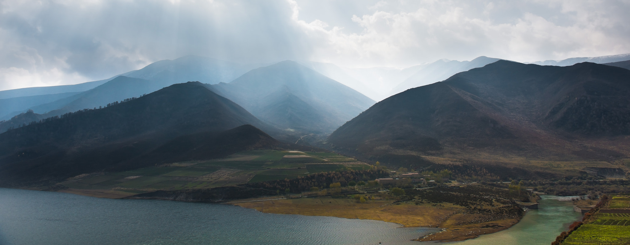Photograph Light in the Valley by Evgeny Tchebotarev on 500px