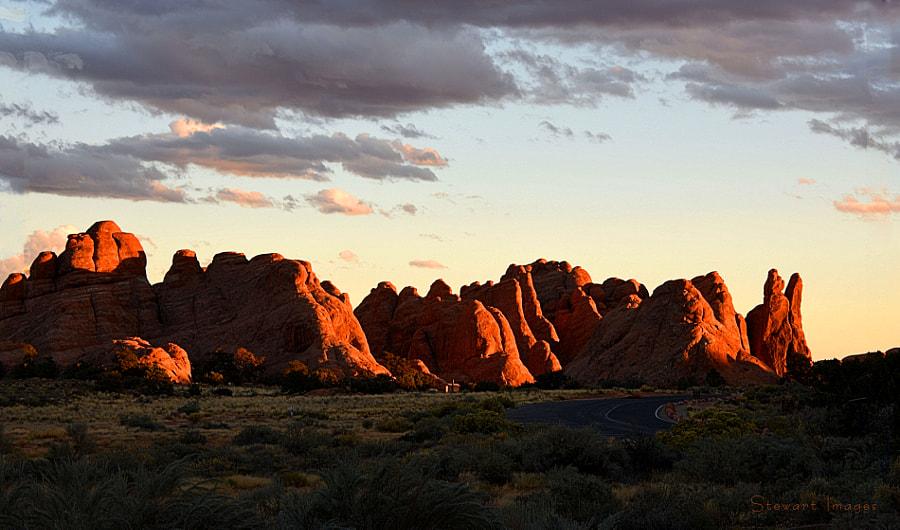 Sundown in the West by william stewart on 500px.com