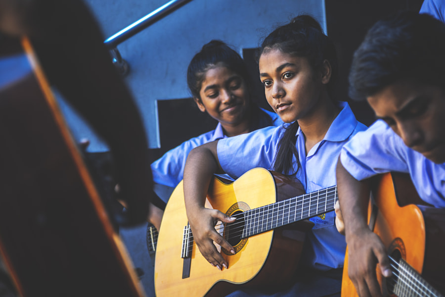 Guitar Lessons #2 by Son of the Morning Light on 500px.com
