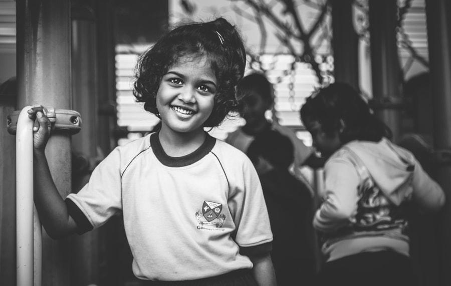 Schoolgirl, Kandy, Sri Lanka by Son of the Morning Light on 500px.com