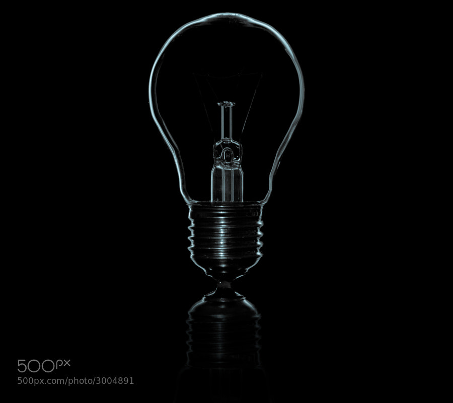 Photograph Bulb by Sebastian L on 500px