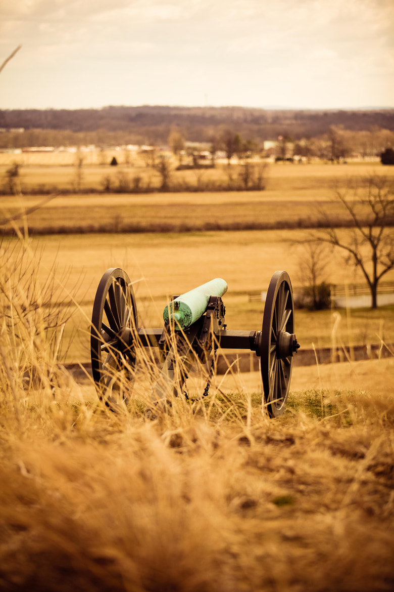 Photograph Cannon from the past by Christopher Bower on 500px