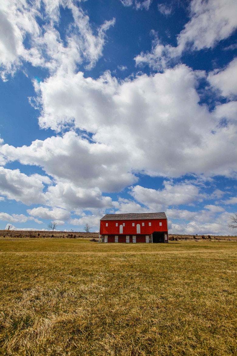Photograph Portrait of a barn by Christopher Bower on 500px