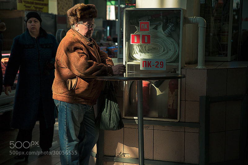 Photograph The Market by jayspy on 500px