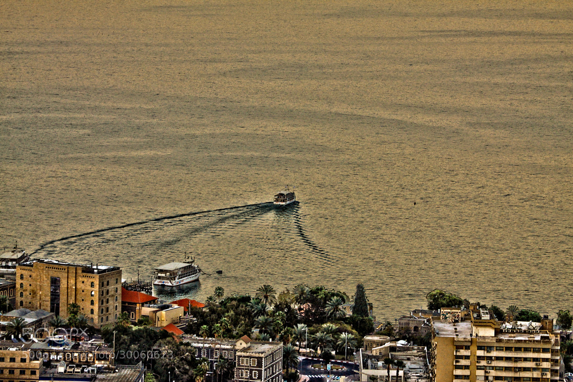Photograph Sea of Galilee by  Michal De-porto on 500px