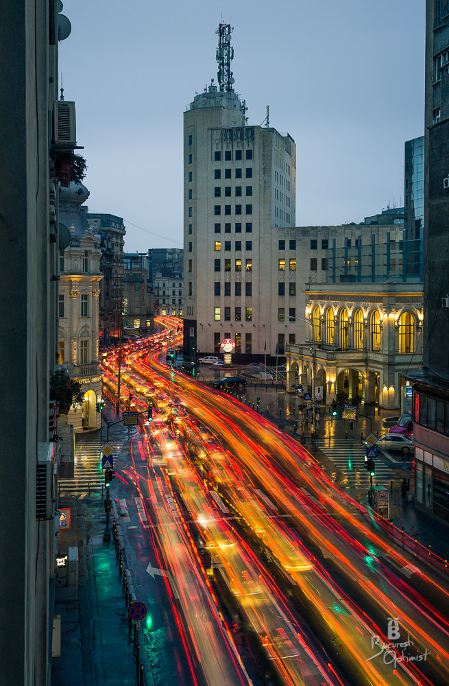 Photograph Traffic by Cristian Vasile on 500px