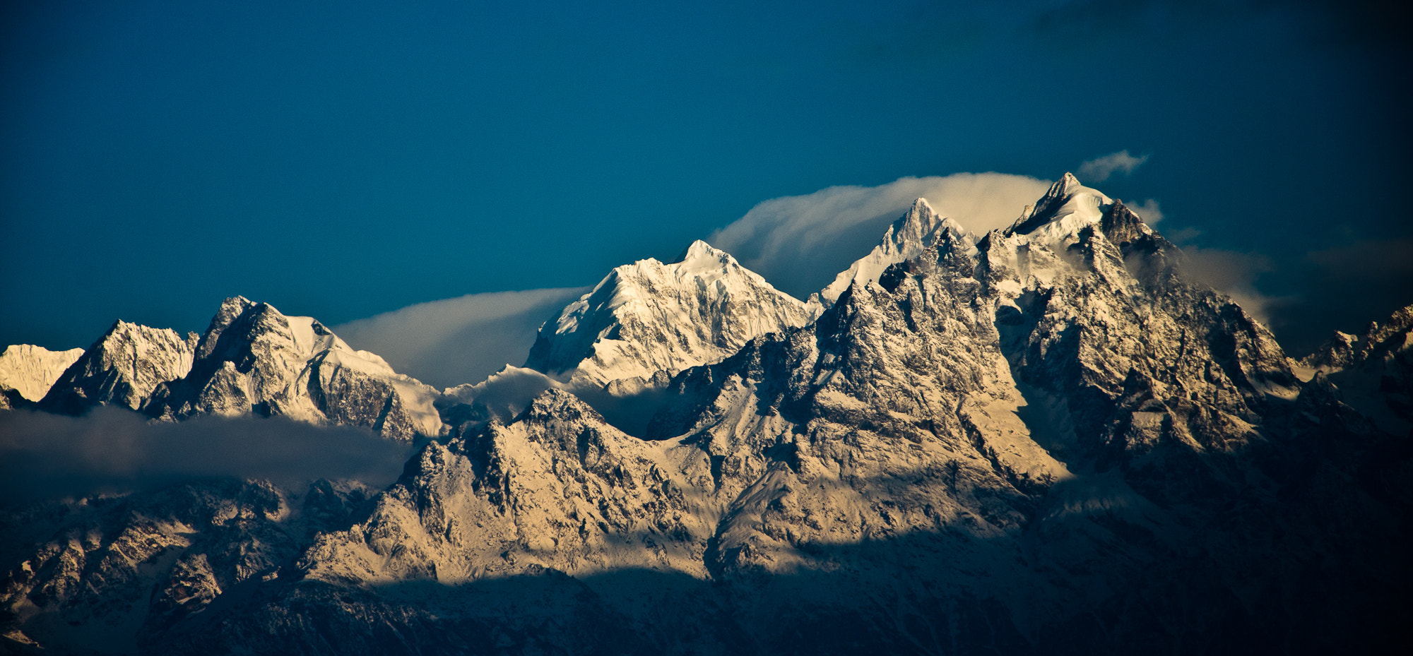 Photograph Portait of a Mountain! by Anirban Chakladar on 500px