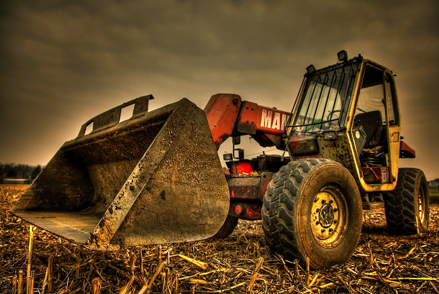 Photograph Old Manitou by Koen Domus on 500px
