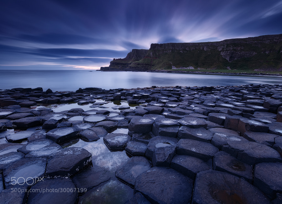 Photograph Causeway Twilight by Michael  Breitung on 500px
