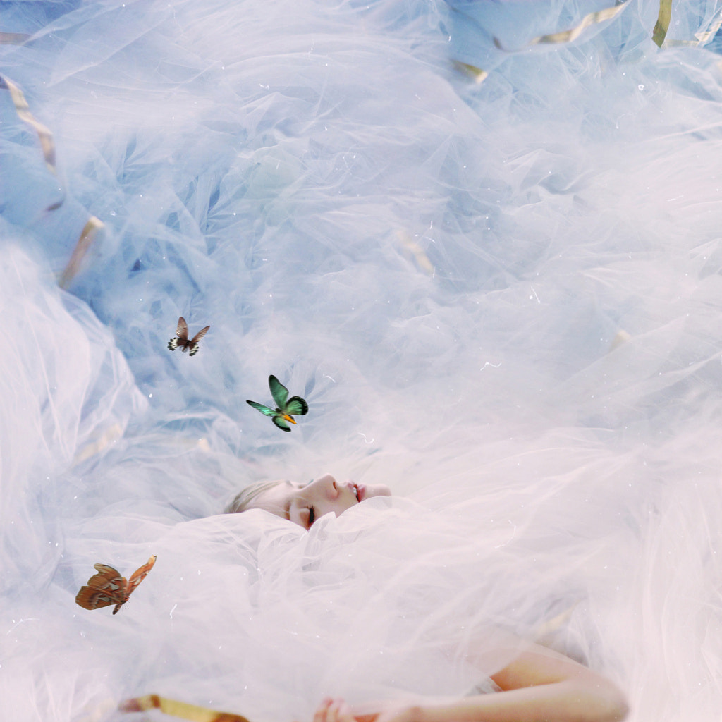 Photograph she's always been a dreamer by Rachel Reagan on 500px