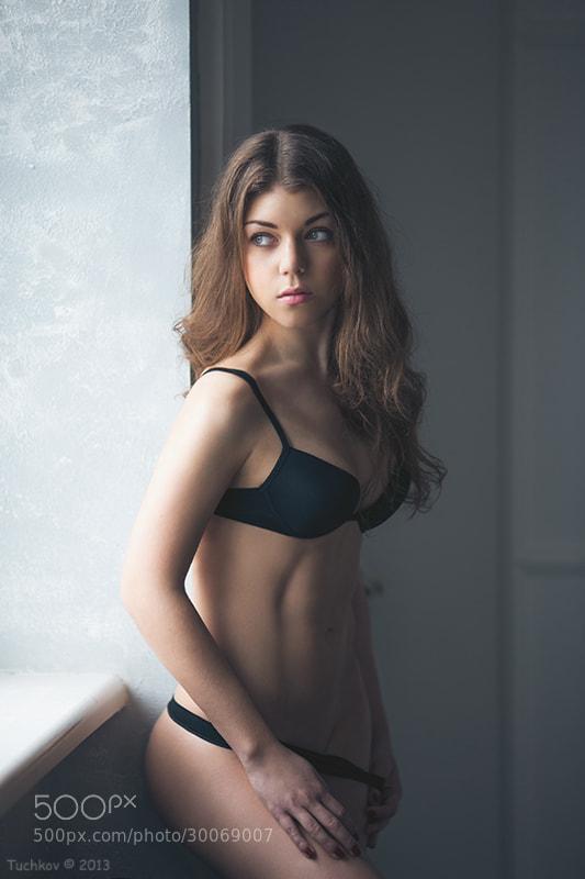 Photograph Olga by Sergey Tuchkov on 500px