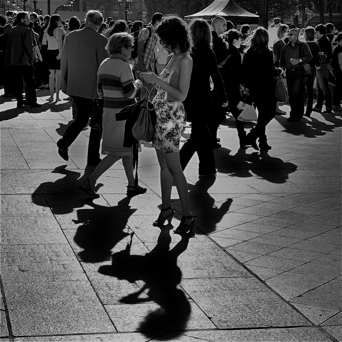 Photograph Shadows dance by Guib_Did Didier on 500px