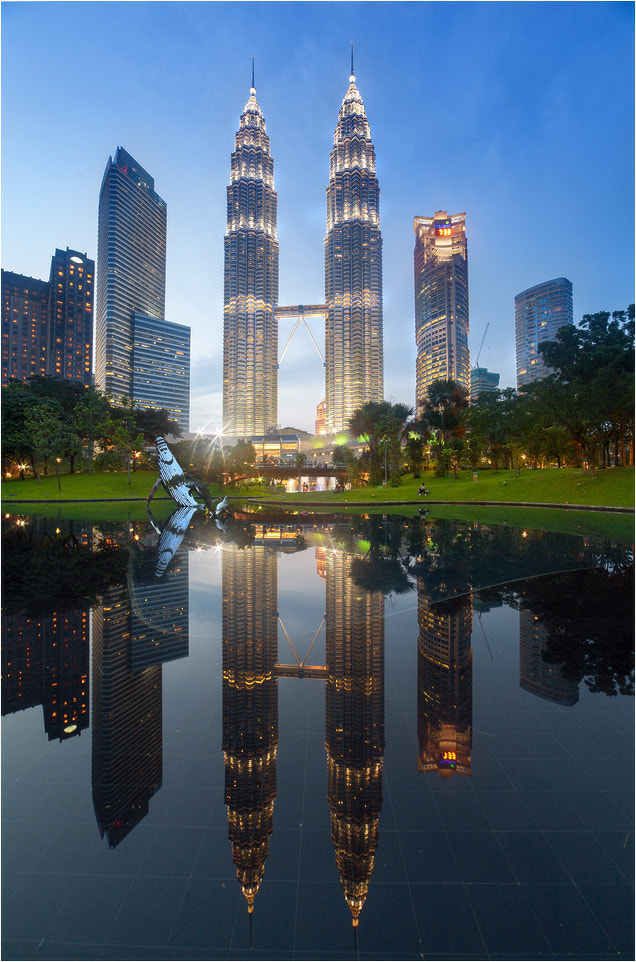 Photograph Petronas by Viktor Derkach on 500px