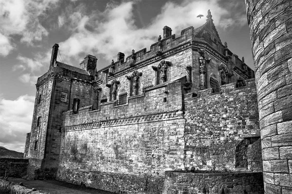 Photograph Stirling Castle by Ian McConnell on 500px