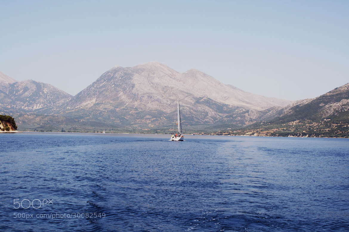 Photograph Sailing  by Kathrine Krogh on 500px