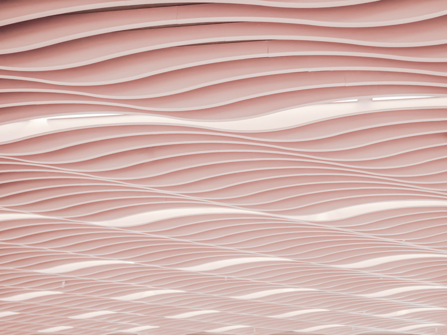 Pink ceiling by Simon JN on 500px.com