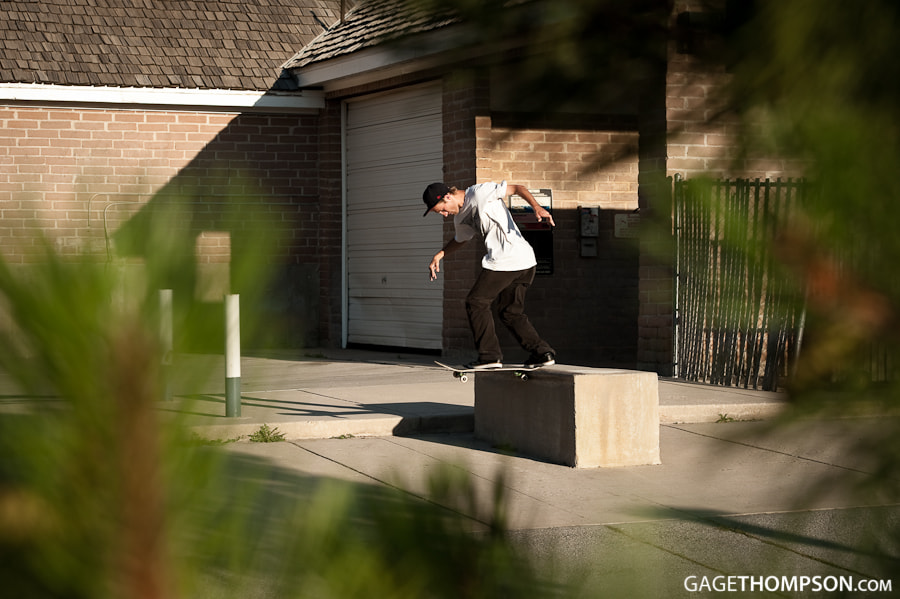 Photograph Backside Tailslide by Gage Thompson on 500px
